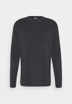 JASPER - Camiseta de manga larga - charcoal
