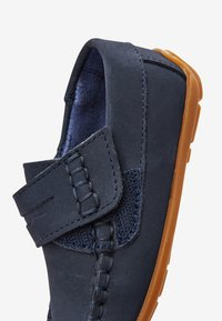 Next - NAVY NUBUCK PENNY LOAFERS (YOUNGER) - Mocassins - blue - 4