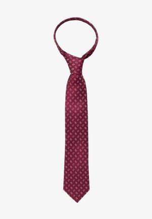 BREIT - Tie - bordeaux