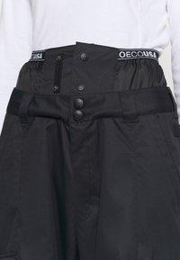 DC Shoes - IDENTITY PANT - Pantaloni da neve - black - 3