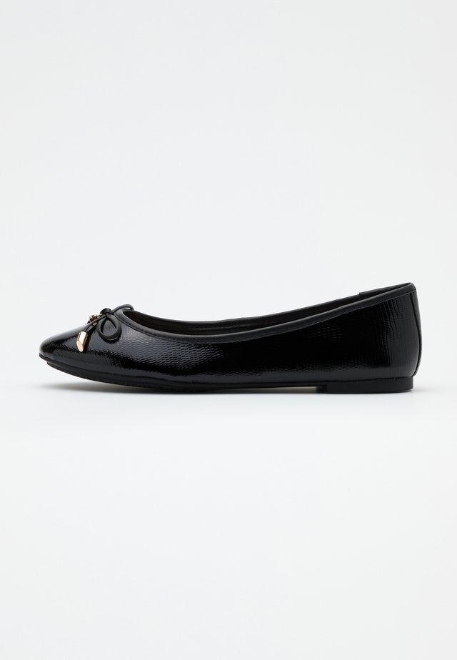 HARPAR - Ballerina's - black