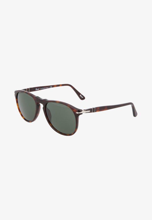 Sonnenbrille - braun