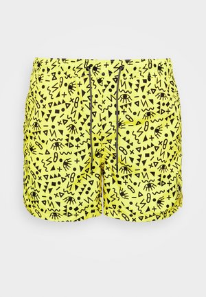 JJIBALI JJSWIMSHORTS - Swimming shorts - vibrant yellow