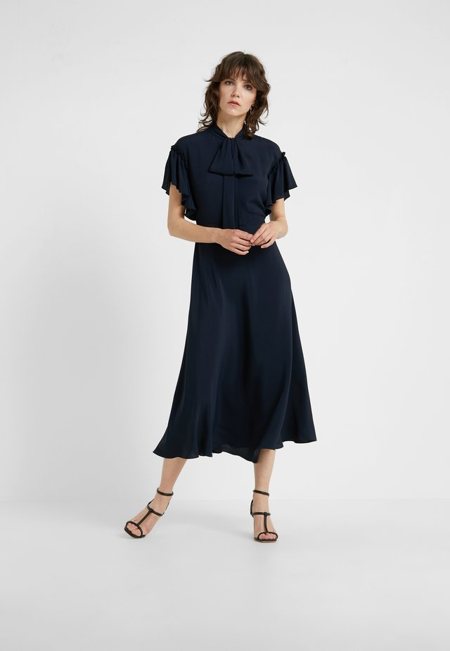 DEHNIA - Maxi dress - navy