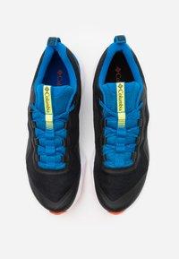 Columbia - FACET15 - Hiking shoes - black/fathom blue - 3
