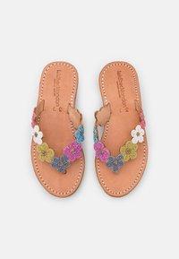 laidbacklondon - CONLEY WEDGE - T-bar sandals - retro - 5