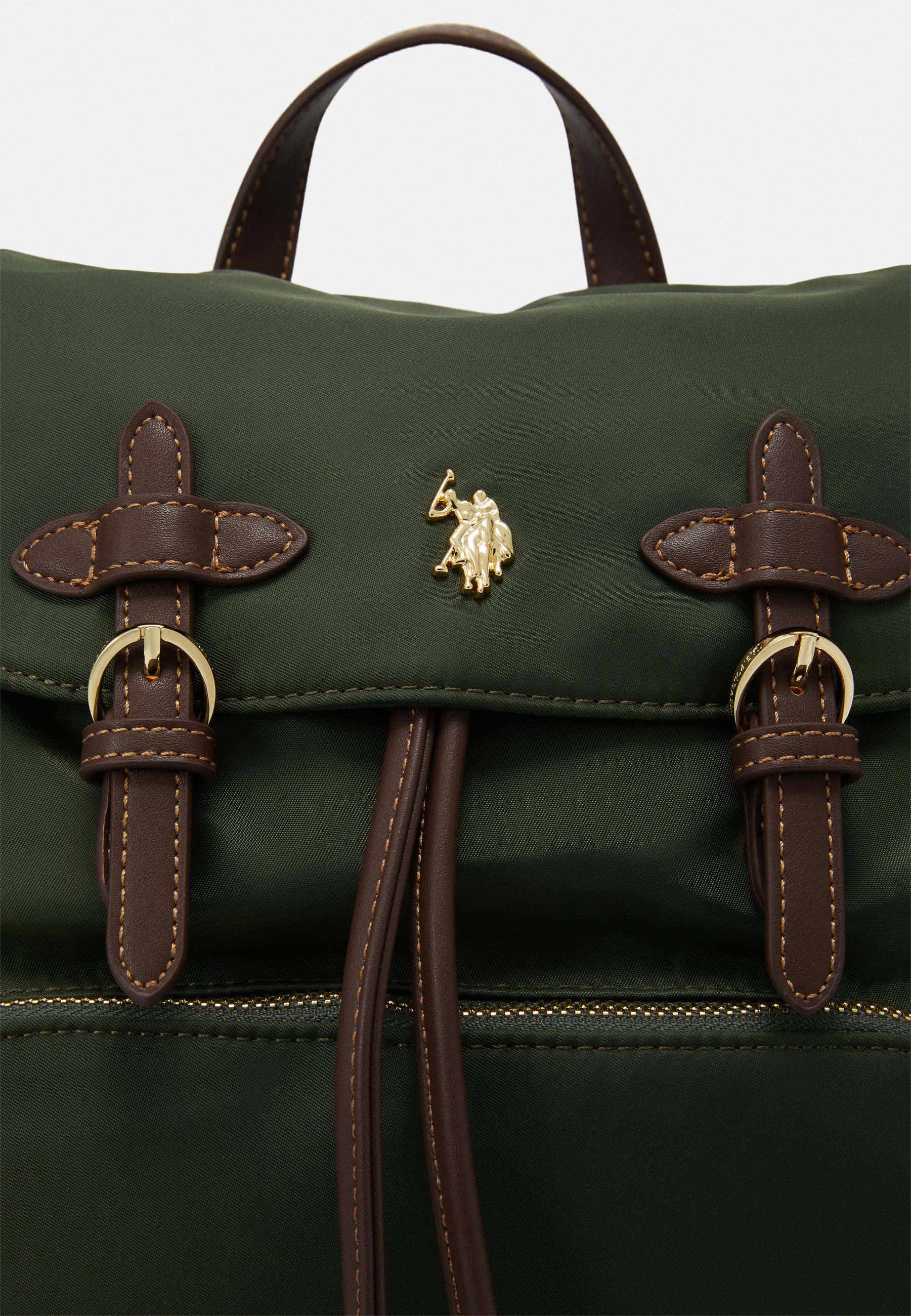U.s. Polo Assn. Houston Backpack Bag - Tagesrucksack Green/grün