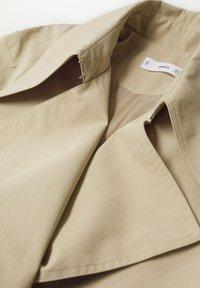 Mango - JOHAN - Trenchcoat - beige - 7