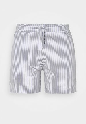 SHORTS - Pyjama bottoms - jeansblau
