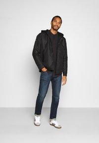 Redefined Rebel - RRGALAXY HOOD - Light jacket - black - 1