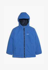 Jack Wolfskin - ARGON STORM JACKET KIDS - Outdoor jacket - coastal blue - 4