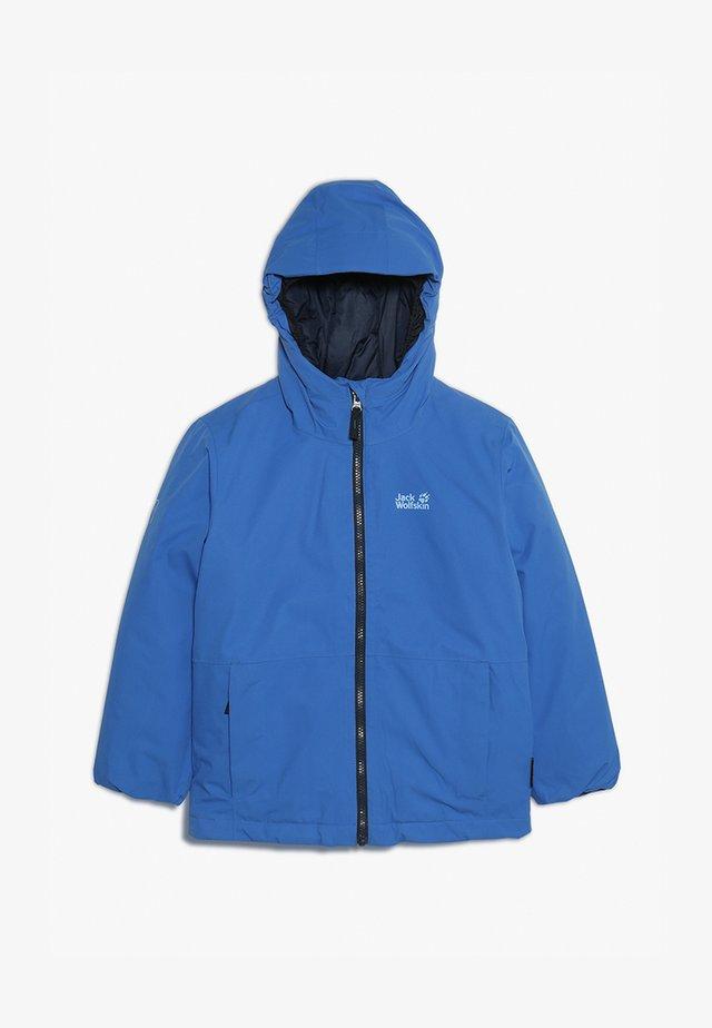 ARGON STORM JACKET KIDS - Outdoor jacket - coastal blue
