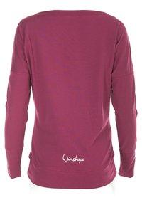 Winshape - LONGSLEEVE - Sweatshirt - berry love - 3
