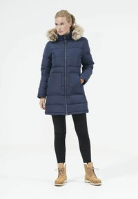 Whistler - Down coat - navy blazer - 3