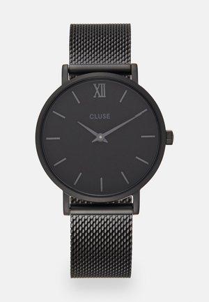 MINUIT - Horloge - black
