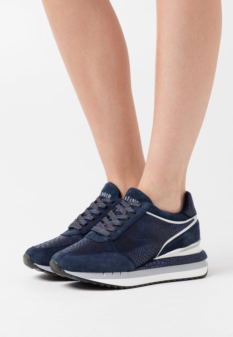 CAFèNOIR - Trainers - blue