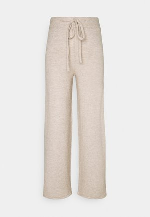 LIFE LOUNGE  PANTS - Pyjama bottoms - humus melange