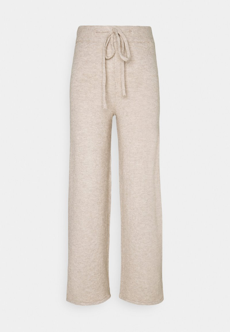 ONLY - LIFE LOUNGE  PANTS - Pyjama bottoms - humus melange