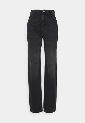 NMBROOKE DAD - Jeans Straight Leg - black
