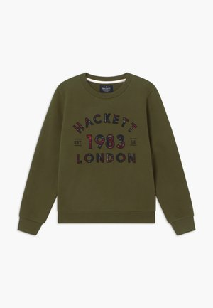CREW - Sweatshirt - military green