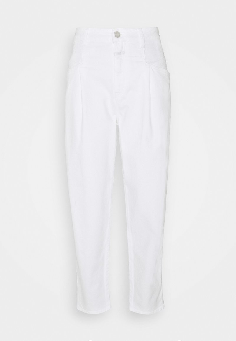 CLOSED - PEARL - Relaxed fit jeans - white