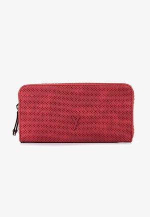 ROMY - Wallet - red