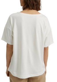 Esprit Collection - Basic T-shirt - off white - 6