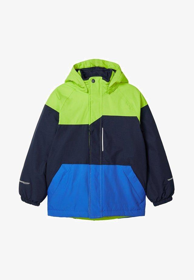 Ski jacket - acid lime