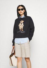 Polo Ralph Lauren - SEASONAL - Sweatshirt - black - 3