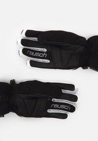Reusch - MIKAELA SHIFFRIN R-TEX® XT - Rękawiczki pięciopalcowe - black/dress blue - 1