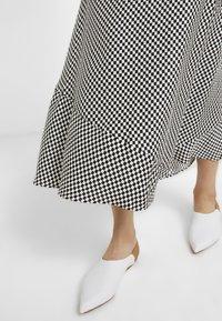 Lovechild - YOKO SKIRT - Maxi skirt - black - 4
