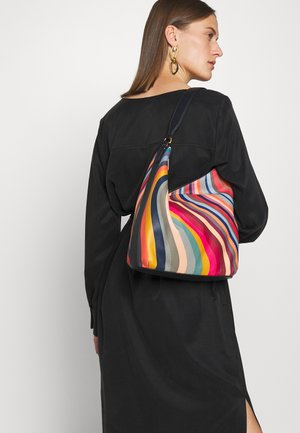 WOMEN BAG MED HOBO - Borsa a mano - multi-coloured