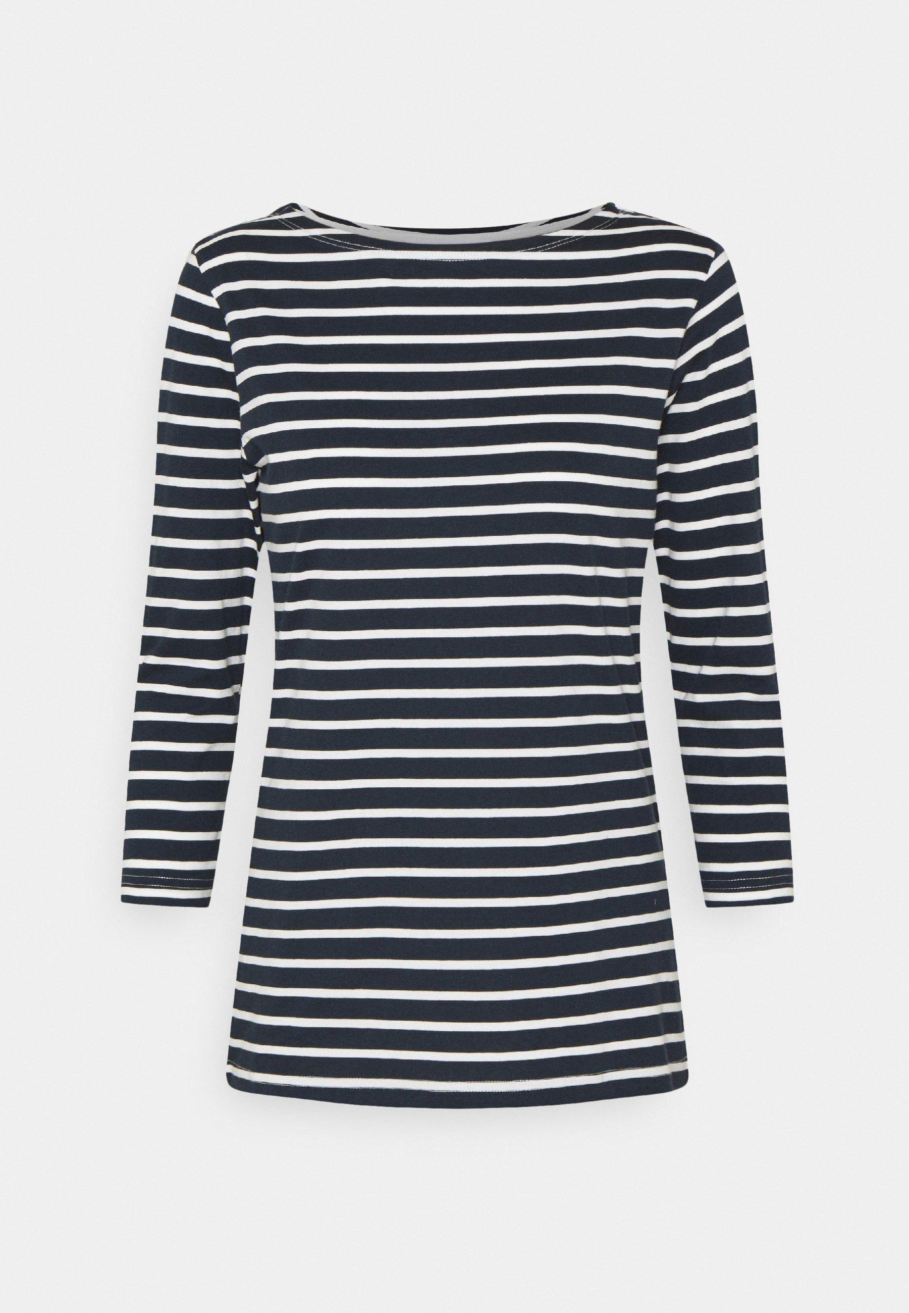 Women SLFSTANDARD BOAT NECK TEE TALL - Long sleeved top