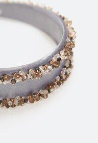 Uterqüe - Hair styling accessory - grey - 4