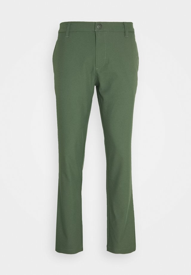 TAILORED JACKPOT PANT - Trousers - thyme