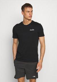 Diadora - CORE - T-shirt basique - black - 0