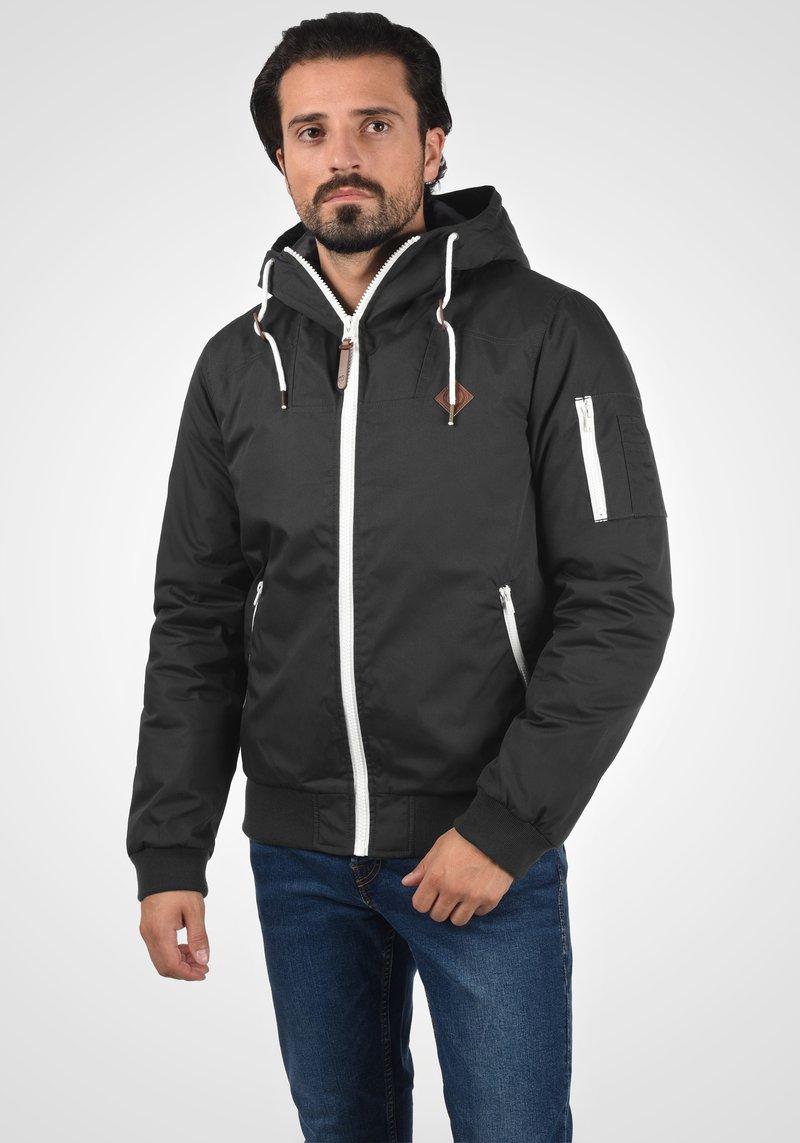 Solid - TILLY - Light jacket - dark grey