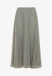 HALLHUBER - À IMPRIMÉ CHAÎNES - A-line skirt - multicolore - 3