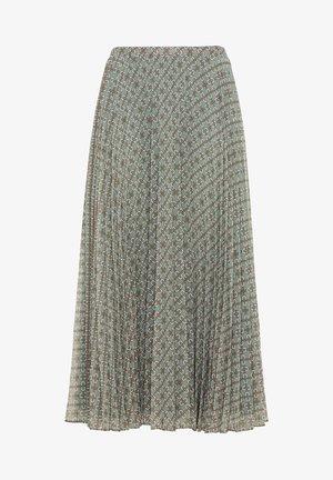 À IMPRIMÉ CHAÎNES - A-line skirt - multicolore
