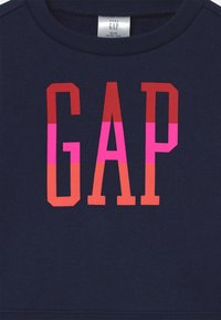 GAP - TODDLER GIRL LOGO CREW - Mikina - navy uniform - 2