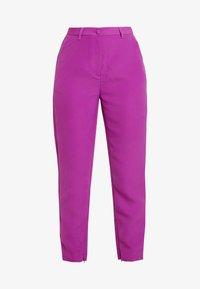 Mossman - THE VICTORY PANT - Trousers - purple - 4