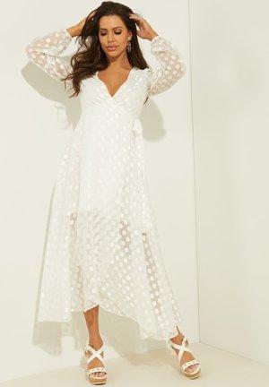 BERTHA - Maxi šaty - mehrfarbig, weiß