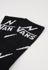 Vans - BOLT ACTION CREW - Calze - black - 2