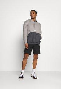 adidas Originals - ARCH HOOD - Sweatshirts - dove grey/solid grey - 1