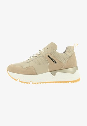 Trainers - beige/taupe