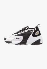 ZOOM 2K - Sneakers - white/black