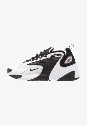 ZOOM 2K - Sneakers laag - white/black