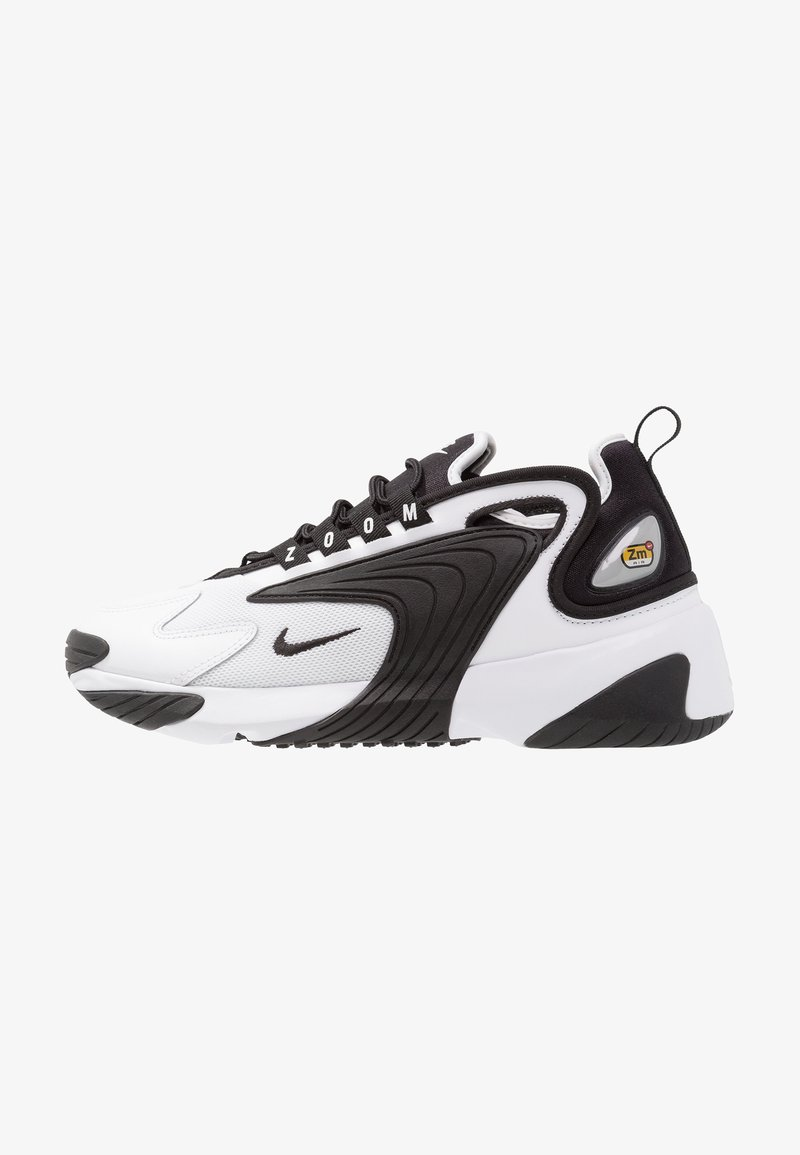 Nike Sportswear - ZOOM 2K - Zapatillas - white/black