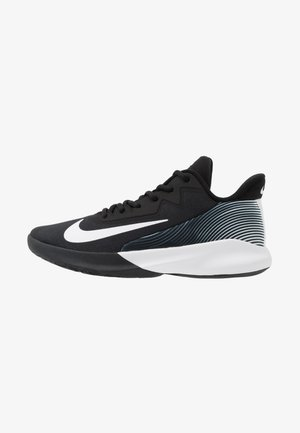 PRECISION 4 - Basketball shoes - black/white