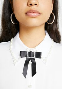 River Island - Button-down blouse - white - 3